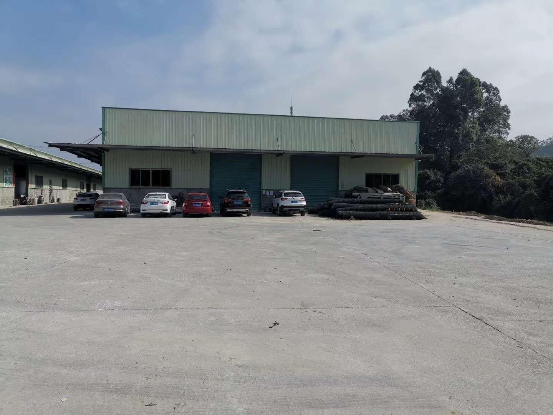 惠城区马安新空处标准钢构厂房3000平方招租。