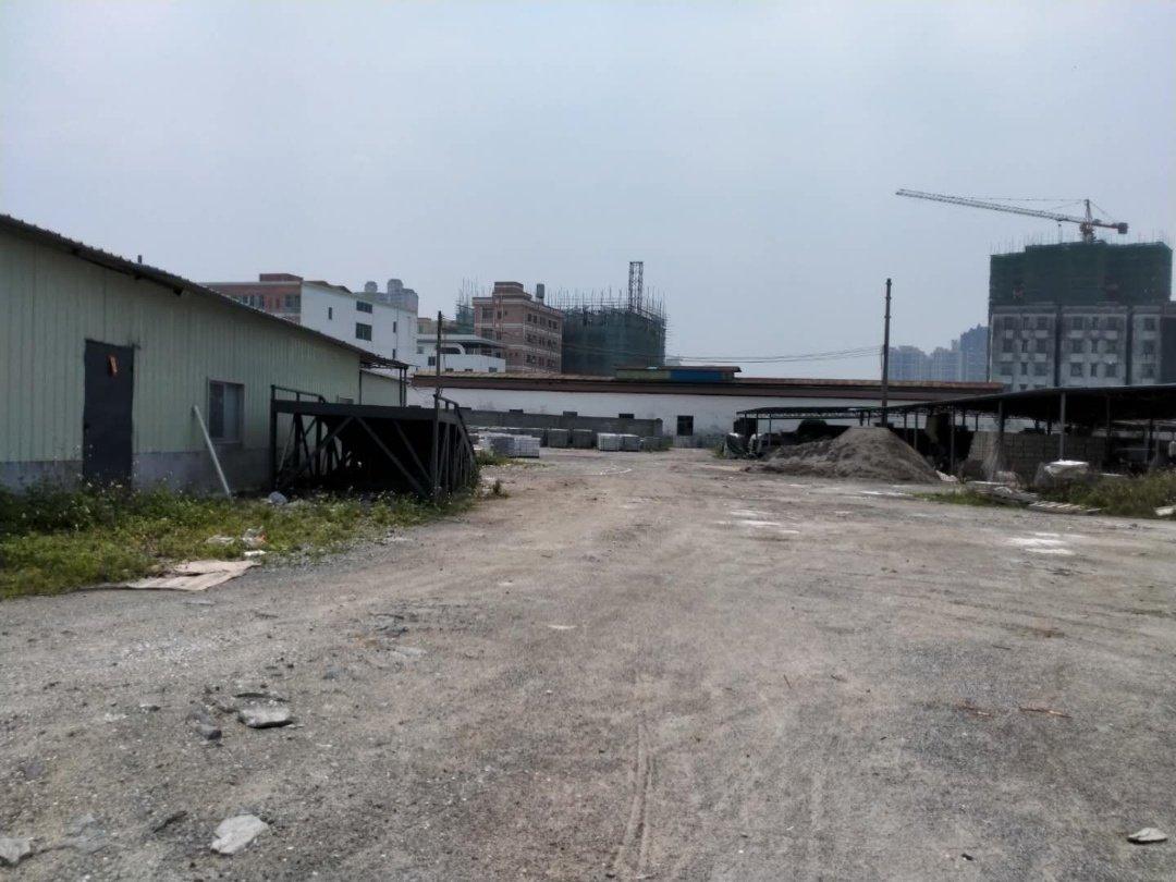 惠州市博罗县新出砖厂用地5000平方米出租