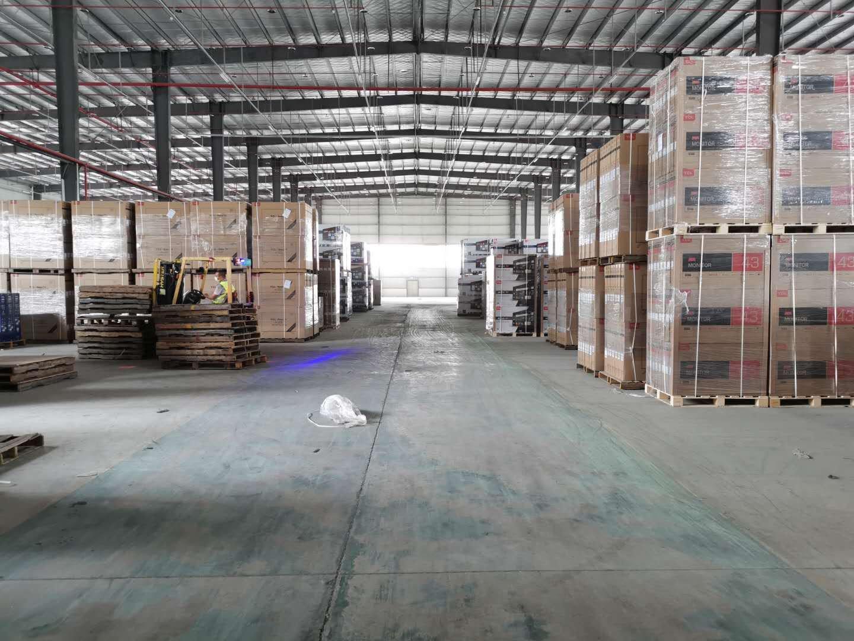 惠州沥林原房东独院滴水十米钢构招租5000平方