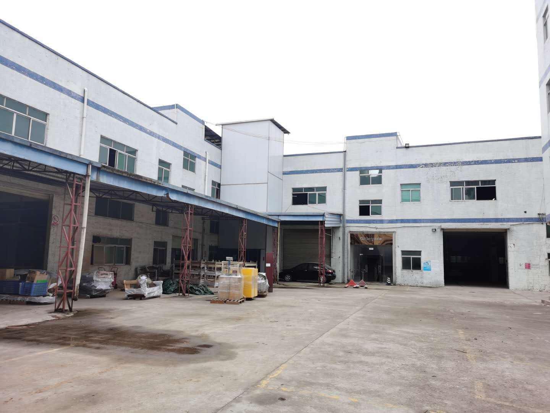 潼湖原房东独院 厂房面积:8800平方 宿舍