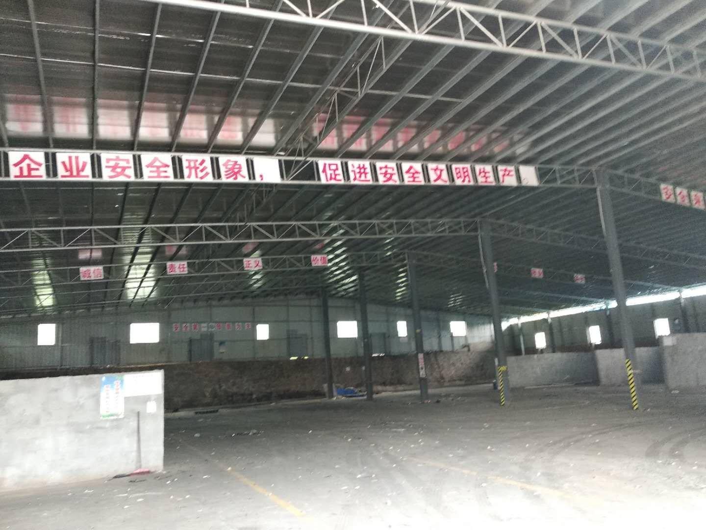 黄埔南岗街道新出独门独院标准一楼钢构厂房仓库,滴水7米