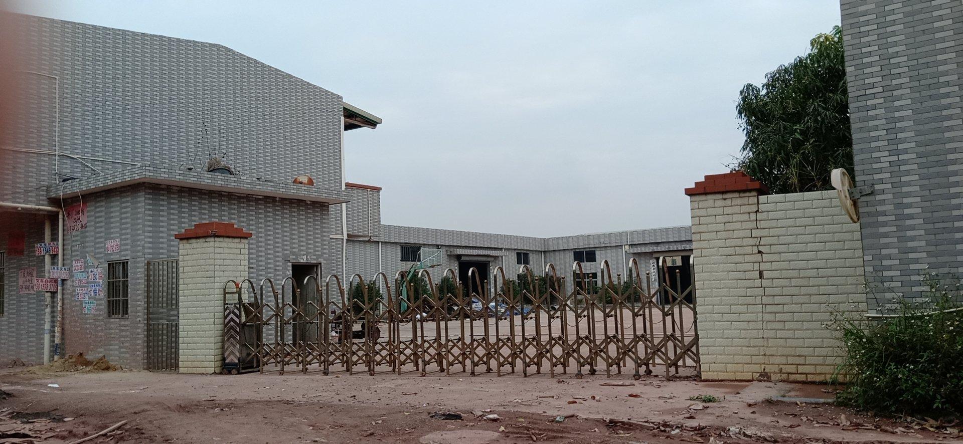 仲恺高新区新出原房东独院钢构4600平带宿舍办公室