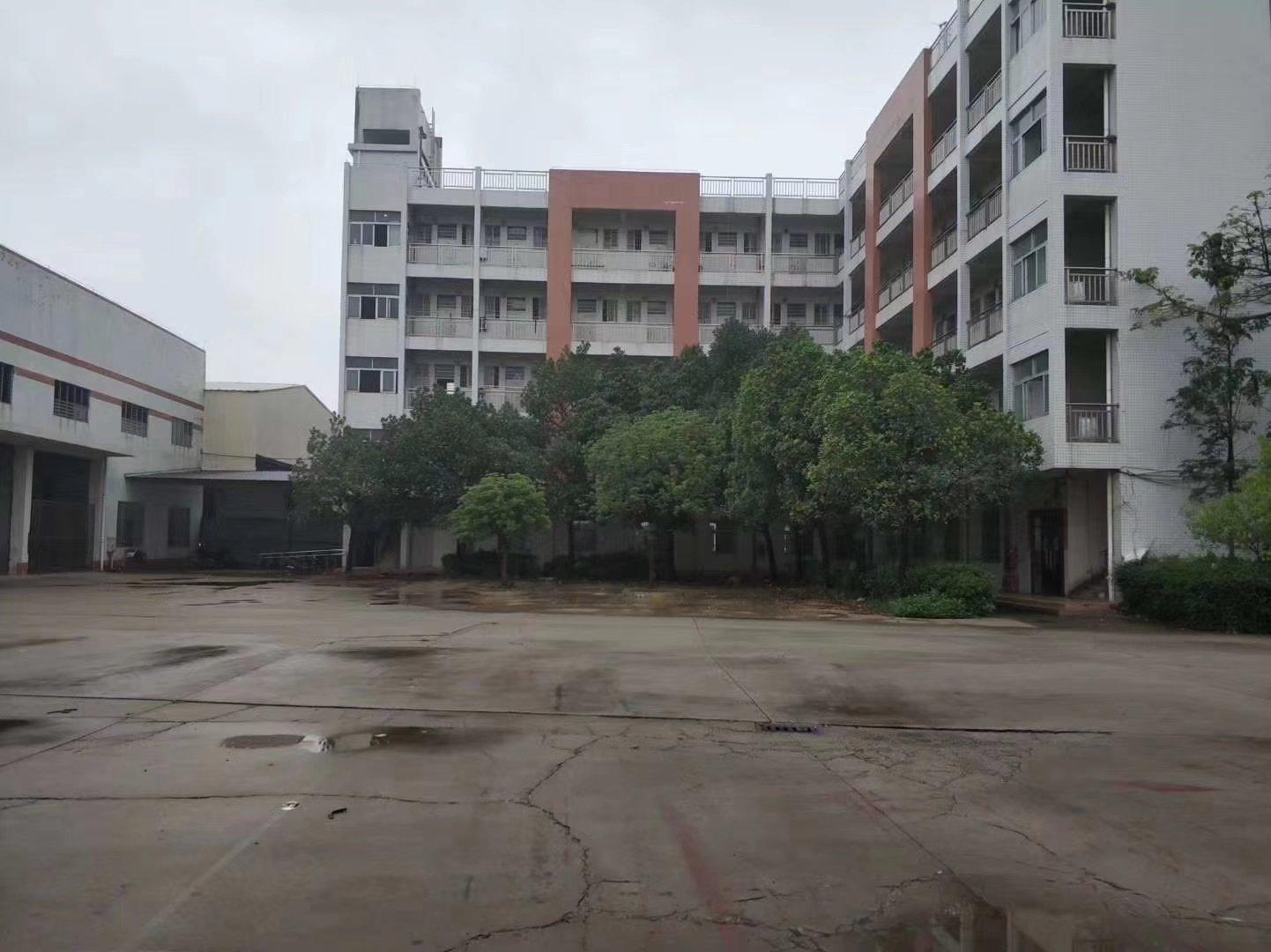 中山民众国有双证厂房出售建筑8400平工业园区配套齐全形象好