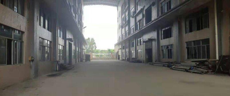 广州增城建筑29500㎡国有双证厂房出售