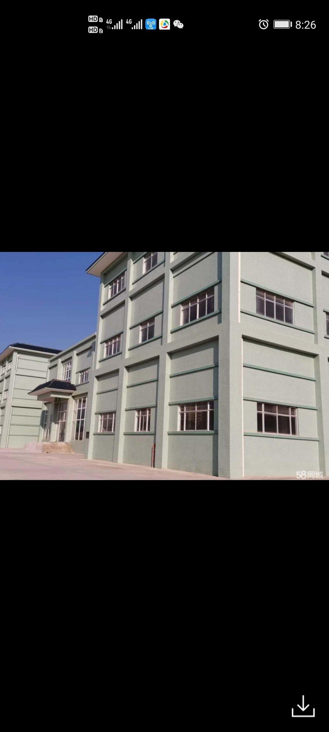 惠州博罗四万平方,滴水超高14米,红本厂房仓库,隆重招商