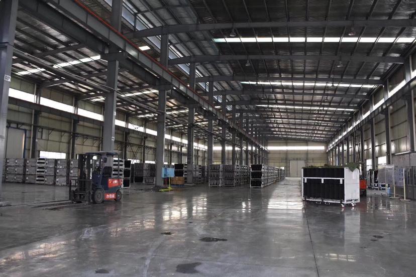 星沙经开区出租2000、3000平米带行车标准厂房