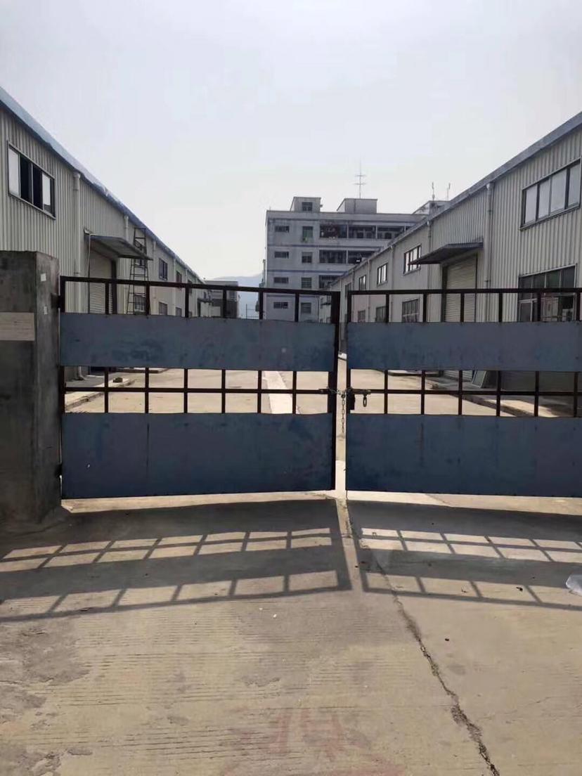 博罗龙华原房东全新独院钢构厂房招租有红本滴水8米易招工