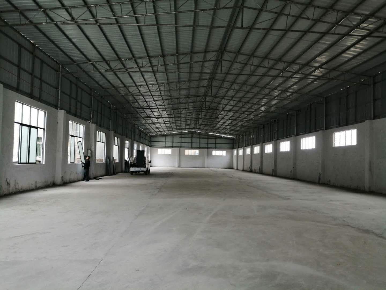 海珠独门独院1330平高台物流仓带现成办公室