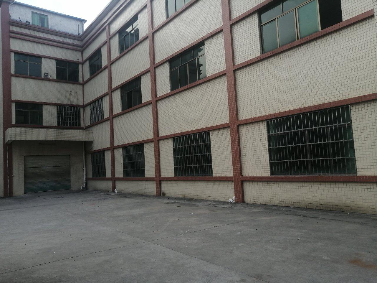 博罗县长宁镇新围工业区标准厂房出租