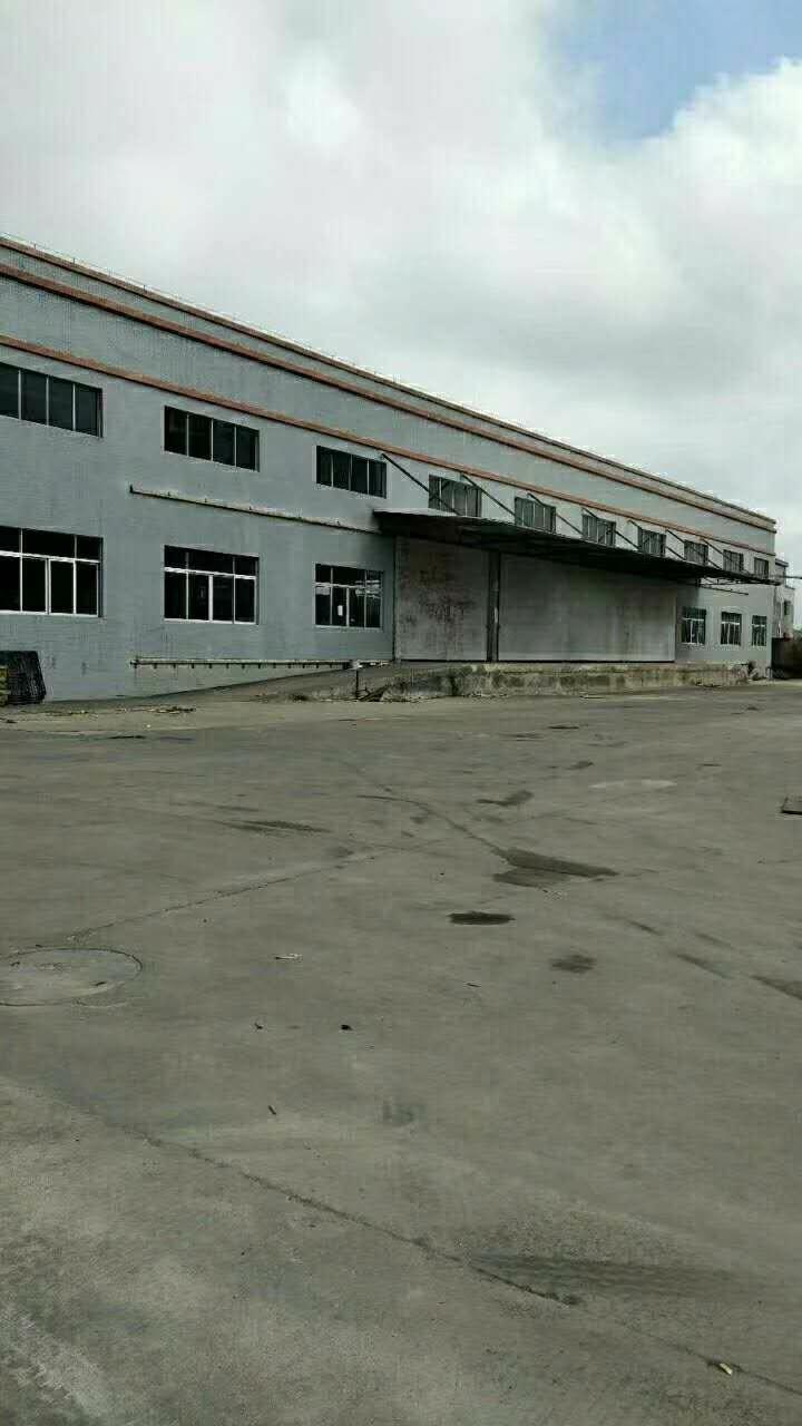 惠东白花高速出口附近带卸货平台仓库6200平出租
