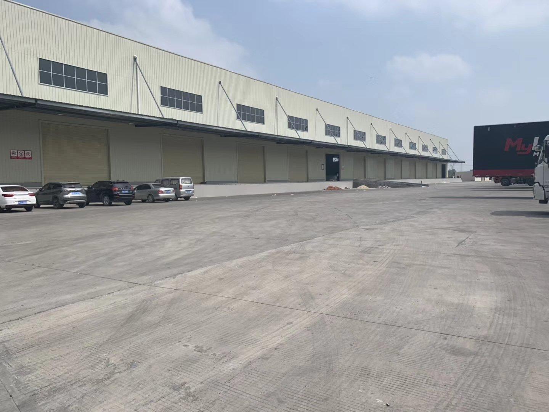 东莞市黄江镇滴水10米带高台卸货平台钢构1.5万平出租
