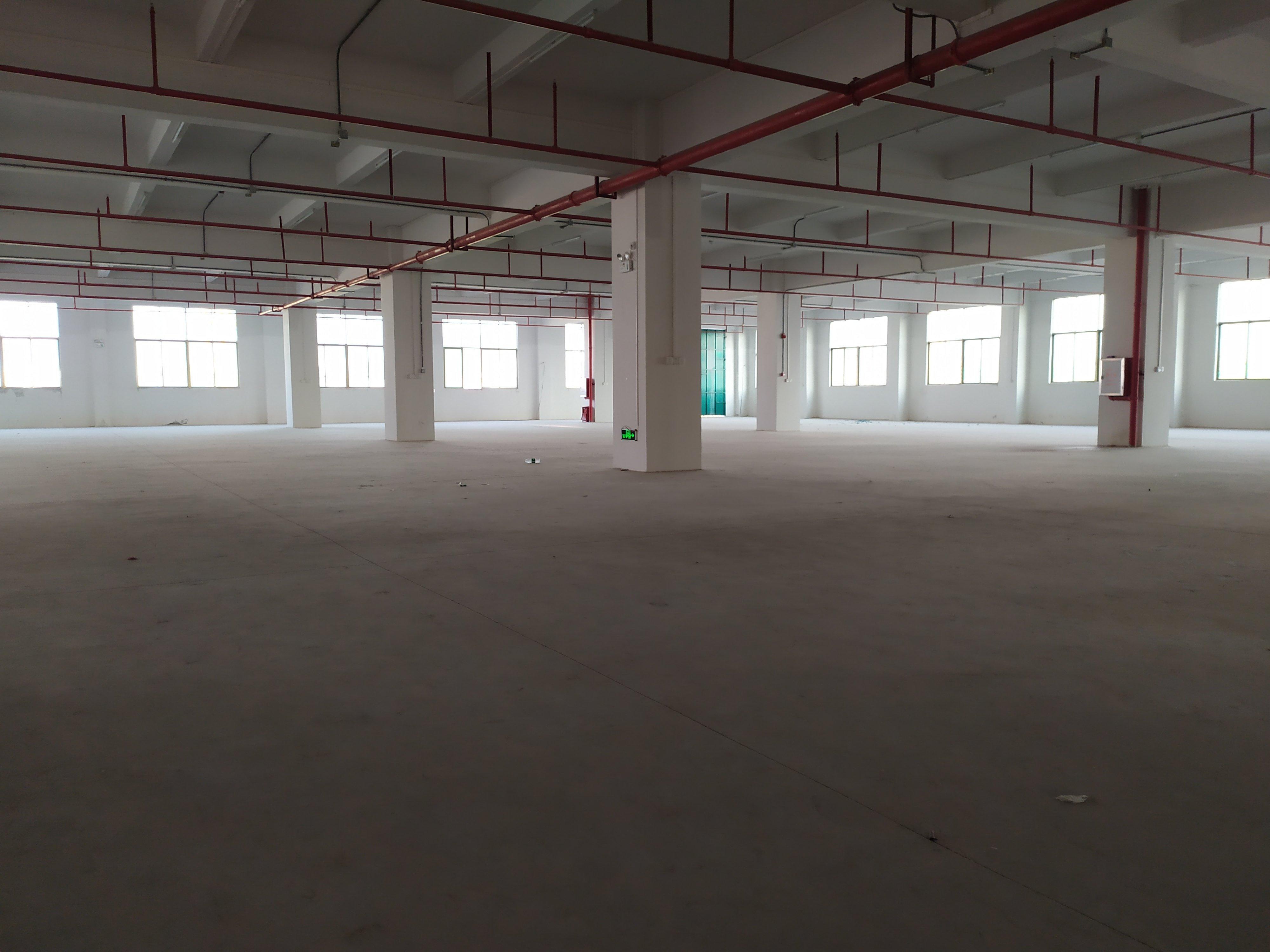 惠城区河南岸工业园厂房4200平方可分租