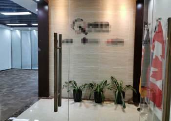 深圳布吉坂田地铁口精装修写字楼128平45元图片3