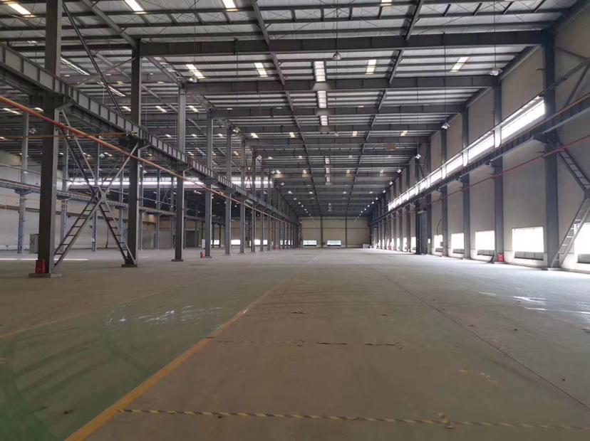 德阳工业园区,4800平机械加工类厂房,带3台行车