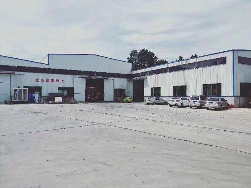 黄花镇工业园1500平米独门独院的厂房空地1000平米