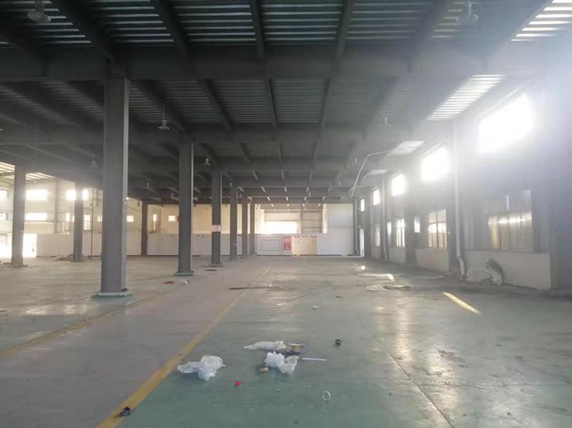 中山黄圃镇两层钢结构厂房4840平方