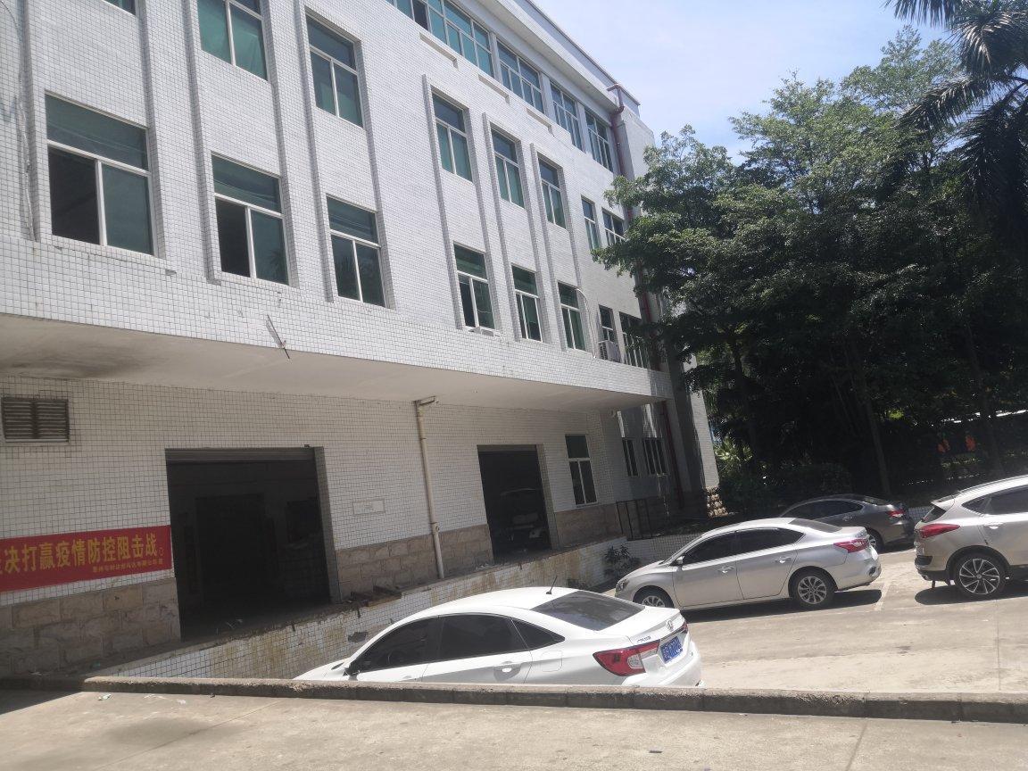 惠阳大亚湾2000㎡带卸货平台仓库出租带办公室
