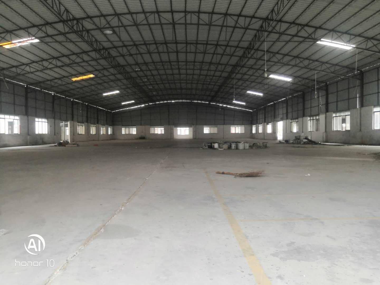 道滘新出单一层6300平,中间没柱子,非常适合仓库,物流客户