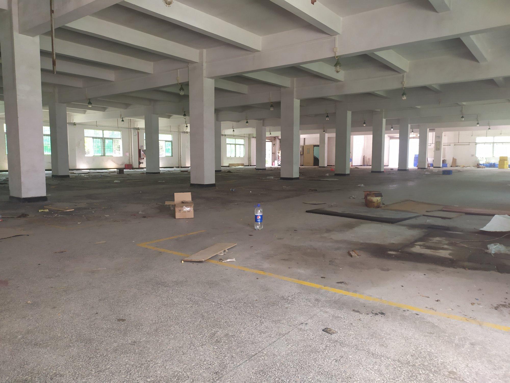 惠阳区永湖镇标准万博app官方下载一楼2600平方可分租