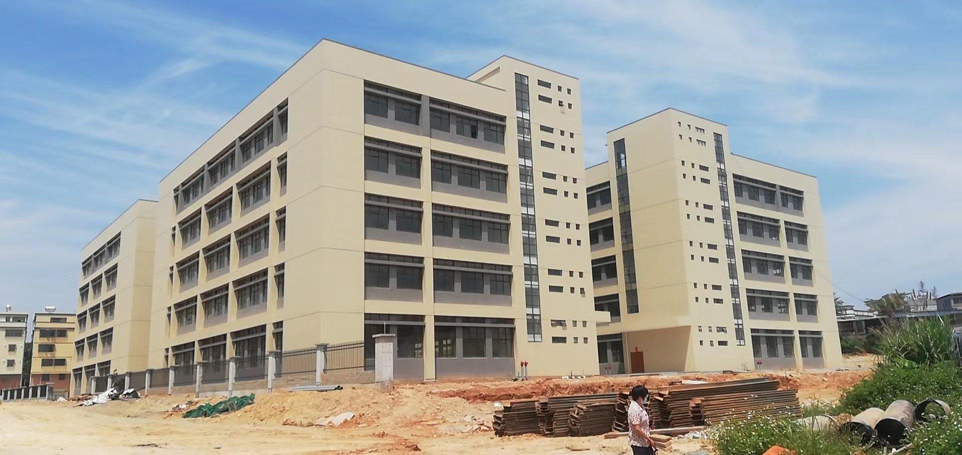 惠州三栋独院全新厂房出租可分租