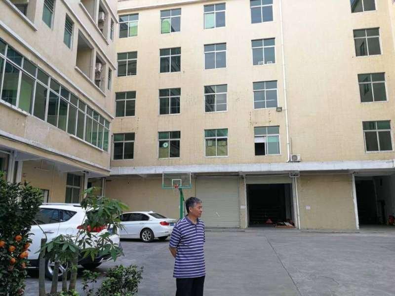 广州增城占地8000平建筑7400国有双证厂房出售