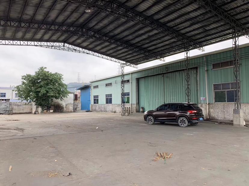 黄江镇靠近公明可做仓库带卸货平台