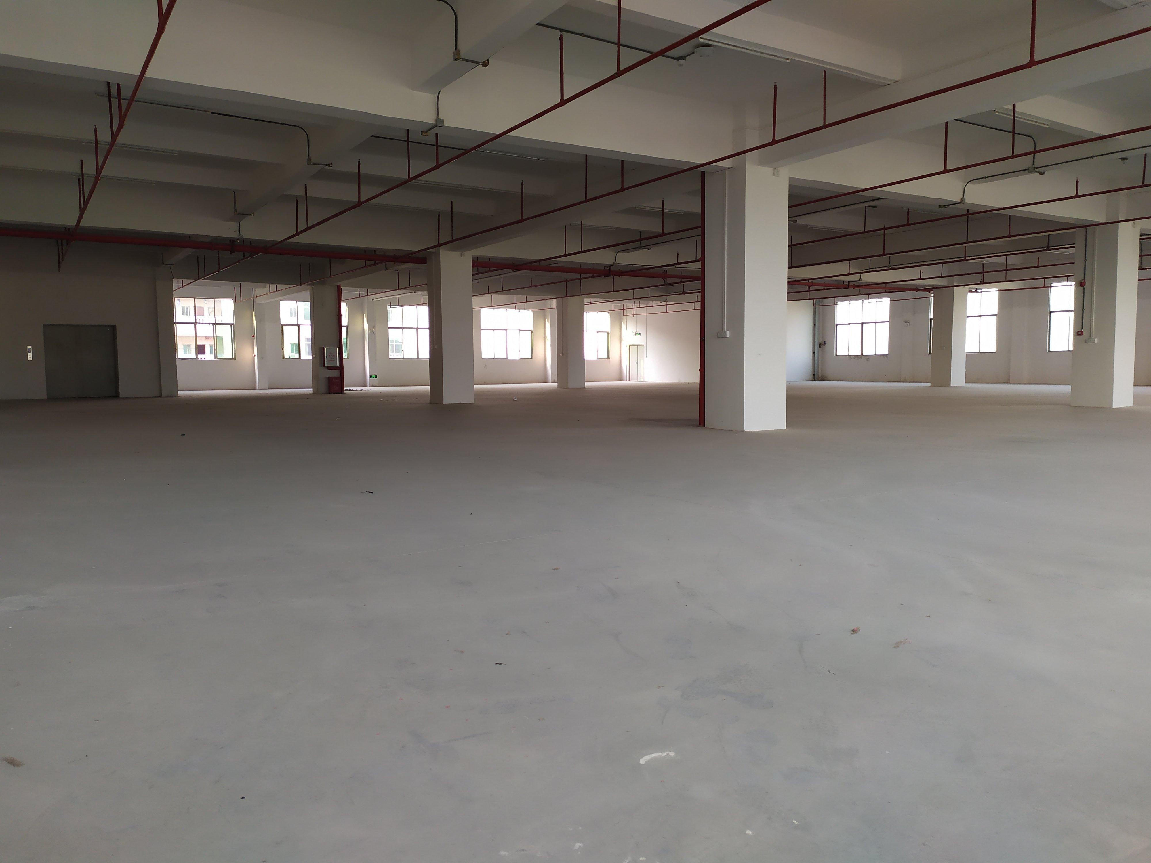 惠东县大岭镇全新标准厂房4300平方可分租