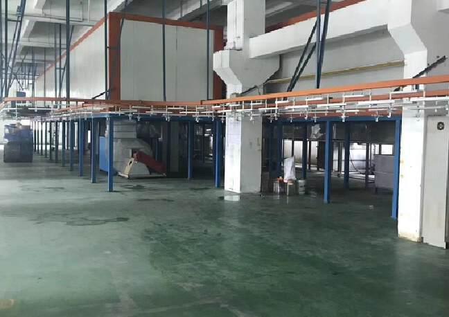 成熟工业区新出五金喷涂独院厂房。