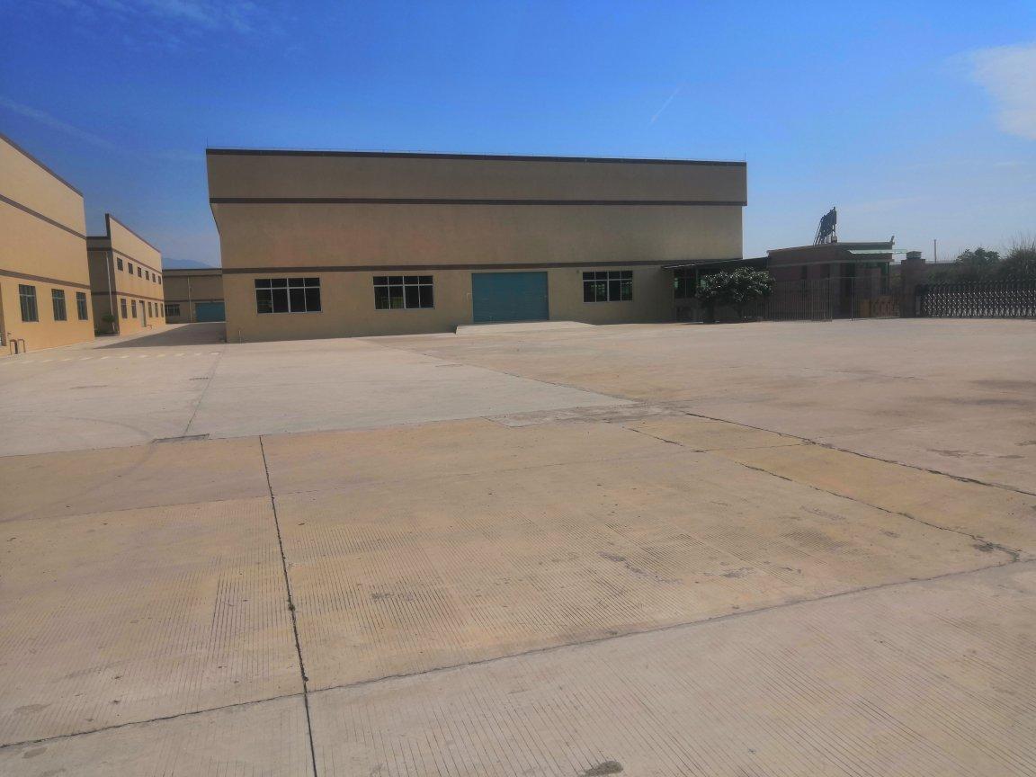 园洲镇新出笋盘砖墙到顶单一层厂房,原房东实际面积出租4200