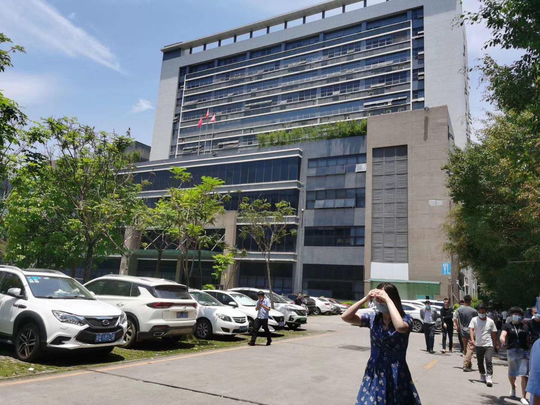 荔湾区红本带办公室精装修万博app官方下载楼上5600平出租