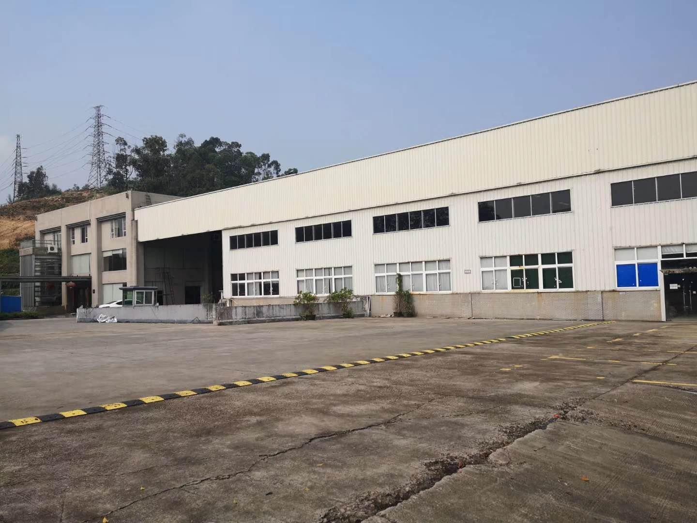 寮步镇新出高标仓库3000平米,空地5000平米,带卸货平台