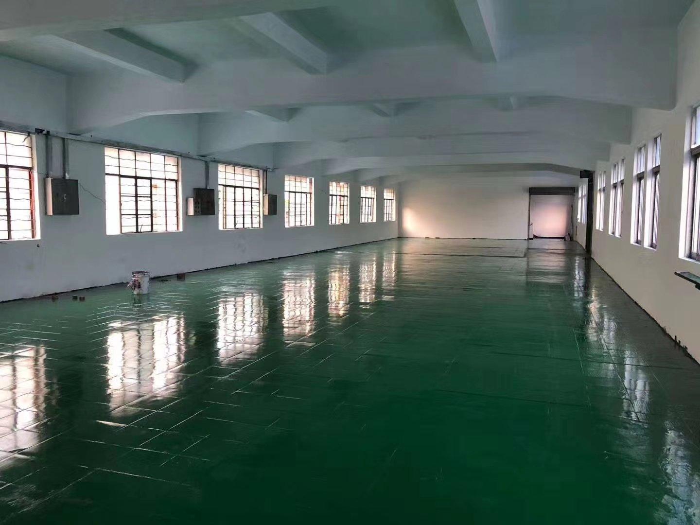 (带地坪漆)惠阳新圩塘吓红本标准厂房二楼830平出租