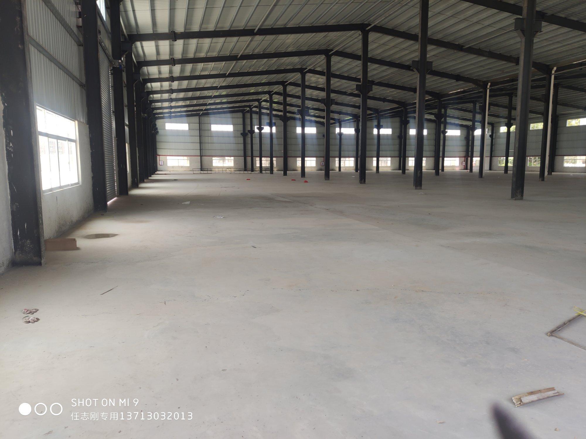 惠州市惠东县原房东新建钢构厂房出租14000平米
