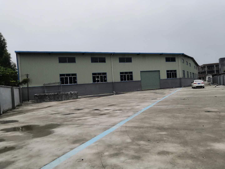 福田镇广汕公路旁边大型工业区分租单一层6500平方