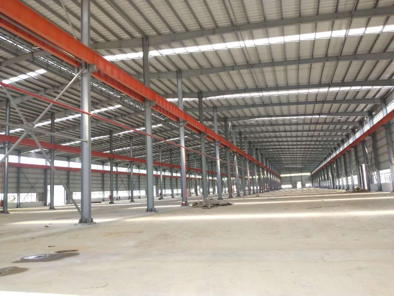 肇庆市高要区全新钢构35000红本厂房可分租可办环评-图2