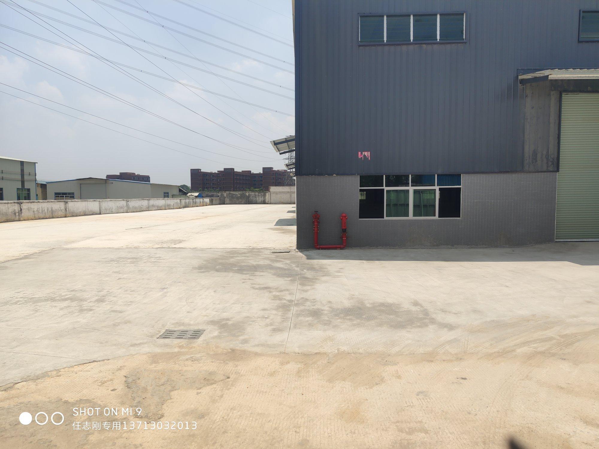 惠州市博罗县原房东独院钢构万博app官方下载8000平米出租