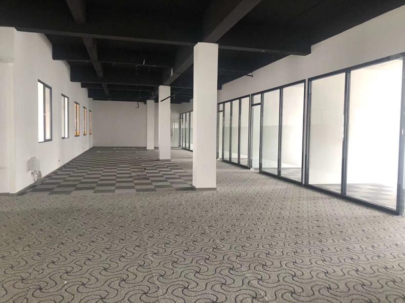 惠城区河南岸1200㎡精装修标准厂房出租可分租