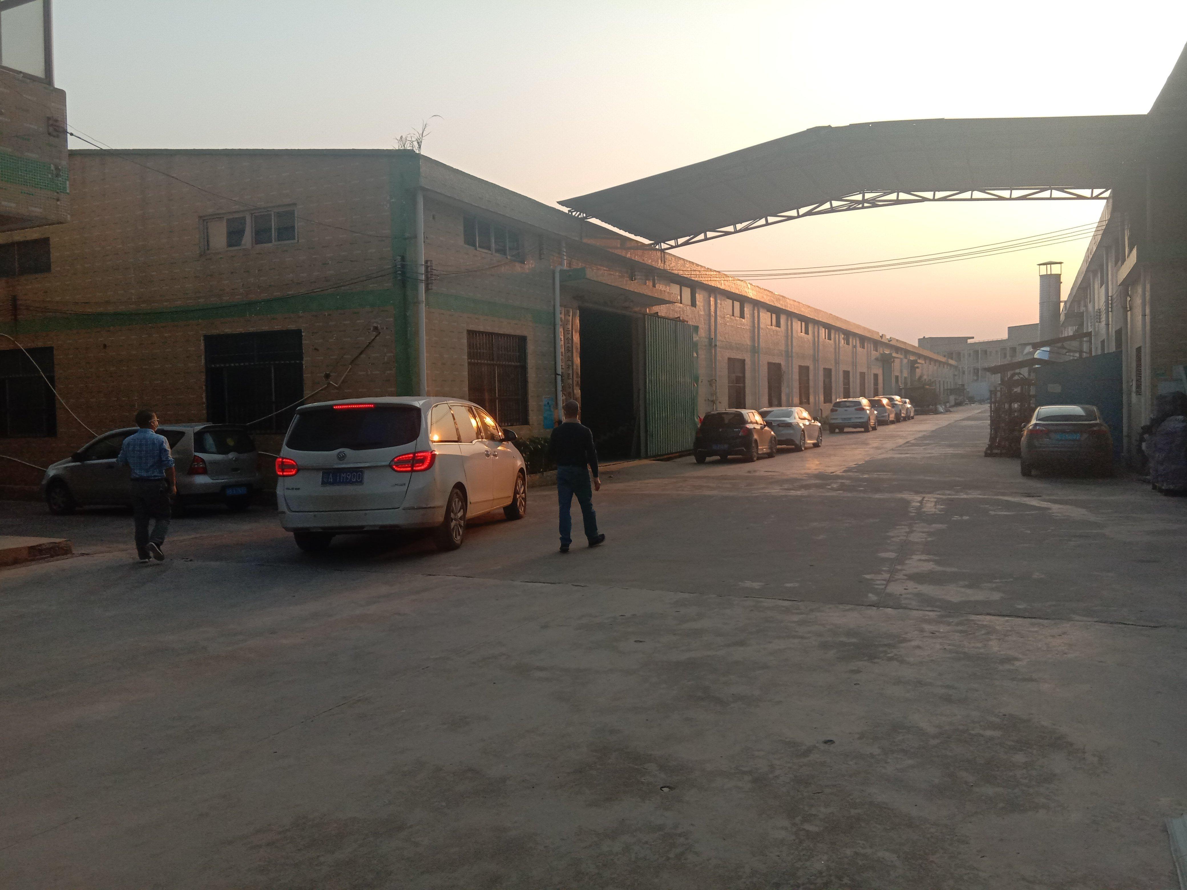 惠州市惠阳区原房东钢结构7280平