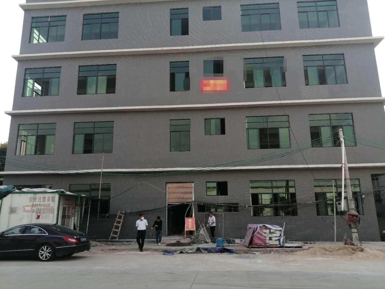 中山市横栏镇新出全新厂房2200平方,带消防喷淋,原房东出租