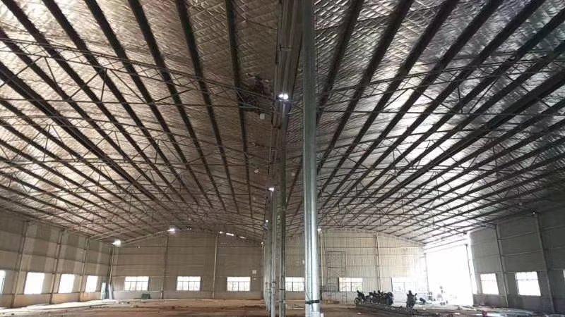 开元东路附近2000平米钢结构厂房仓库出租