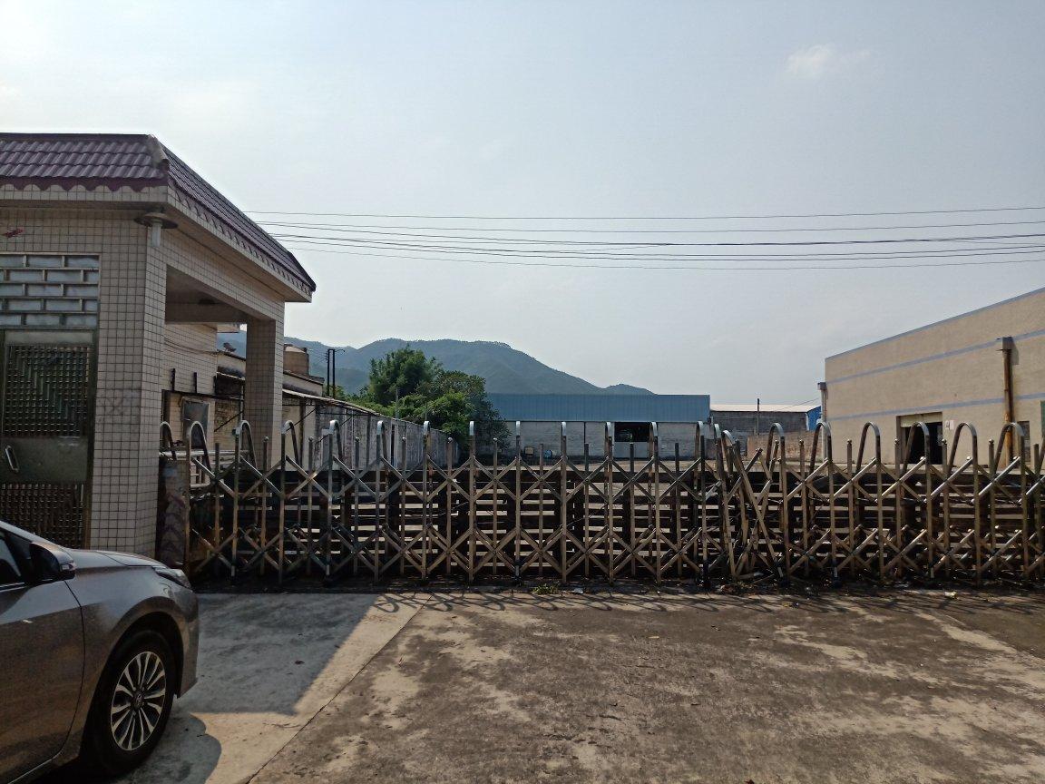 佛山三水南山工业园原房东独院钢构18000方出租,只租10元