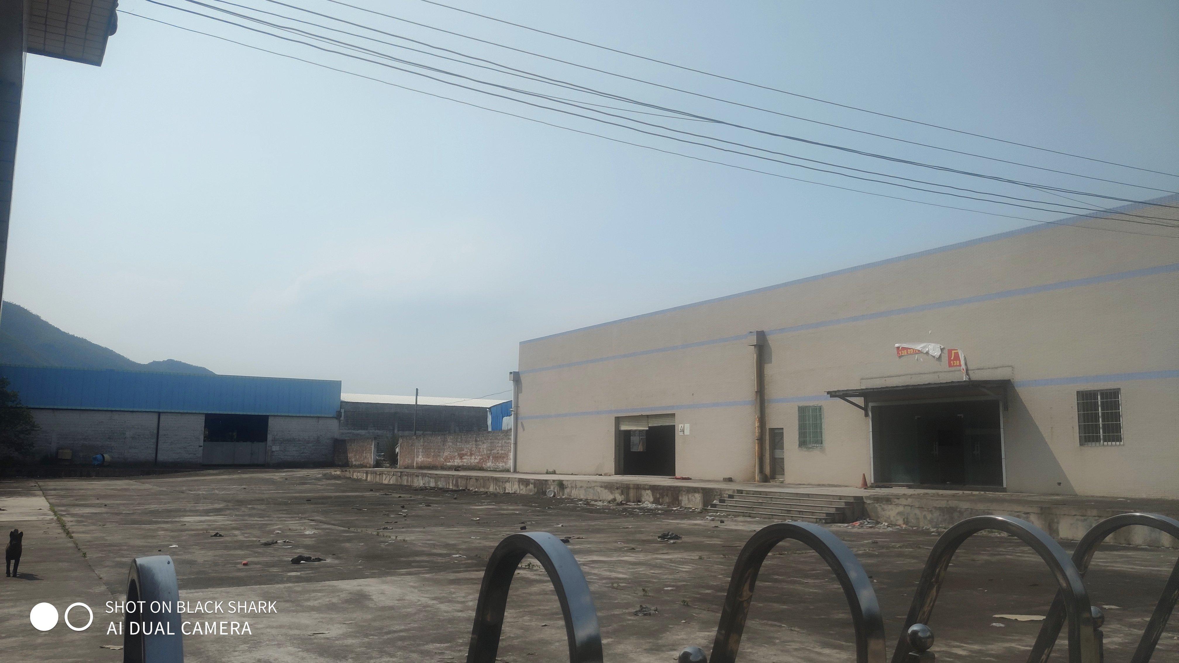 大塘旁南山工业园16000方,只租10元一方,空地6000方