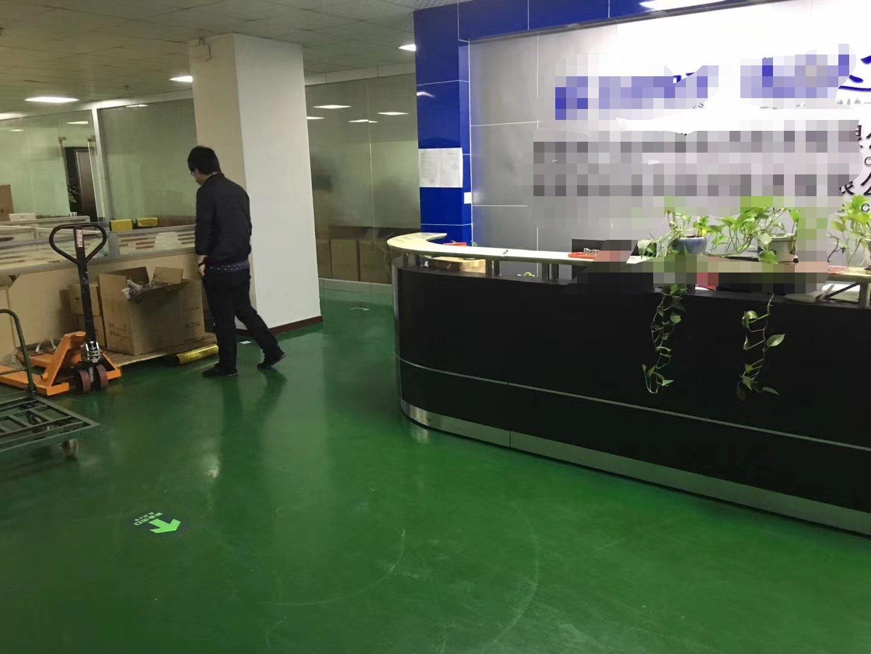 龙华车站附近新出精装修厂房,办公室仓库720平出租,