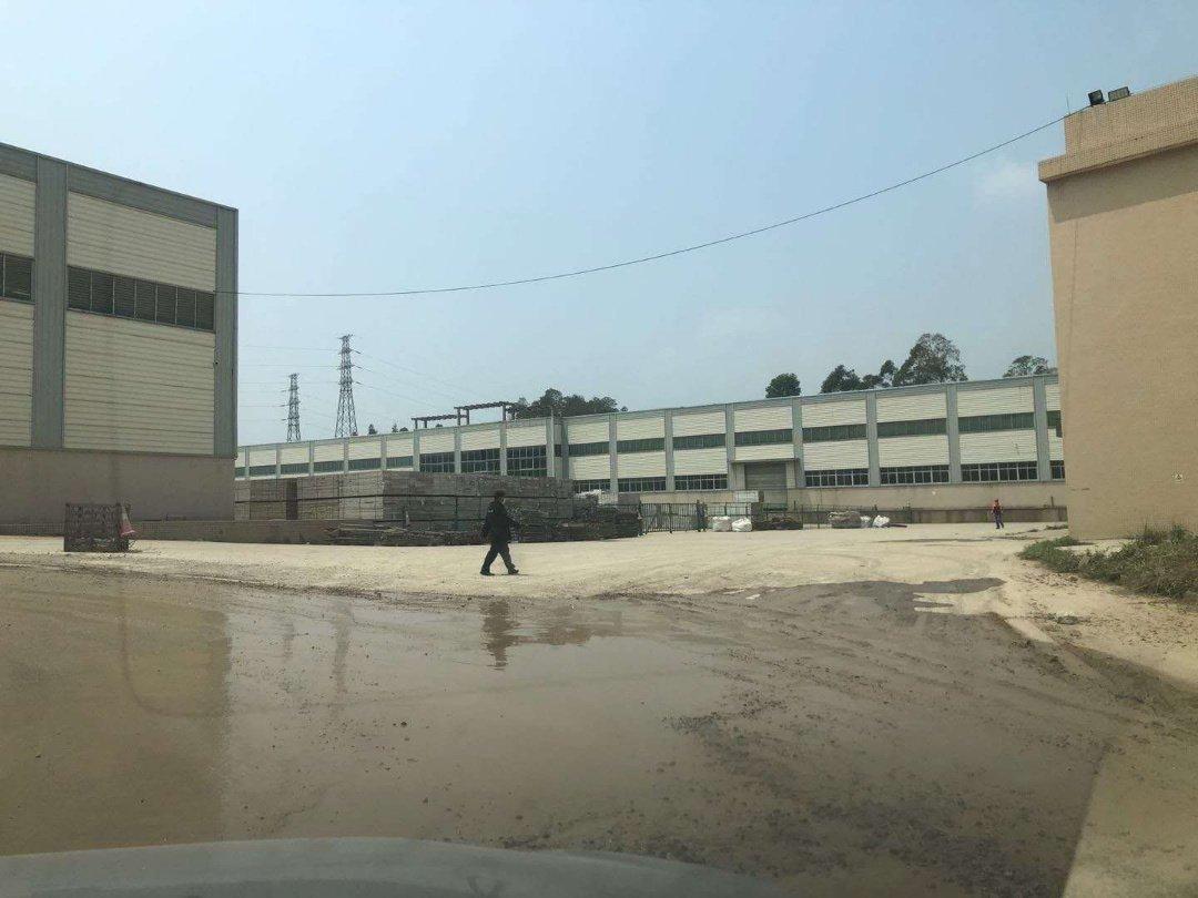 龙溪镇原房东单一层钢构厂房43500平方出租