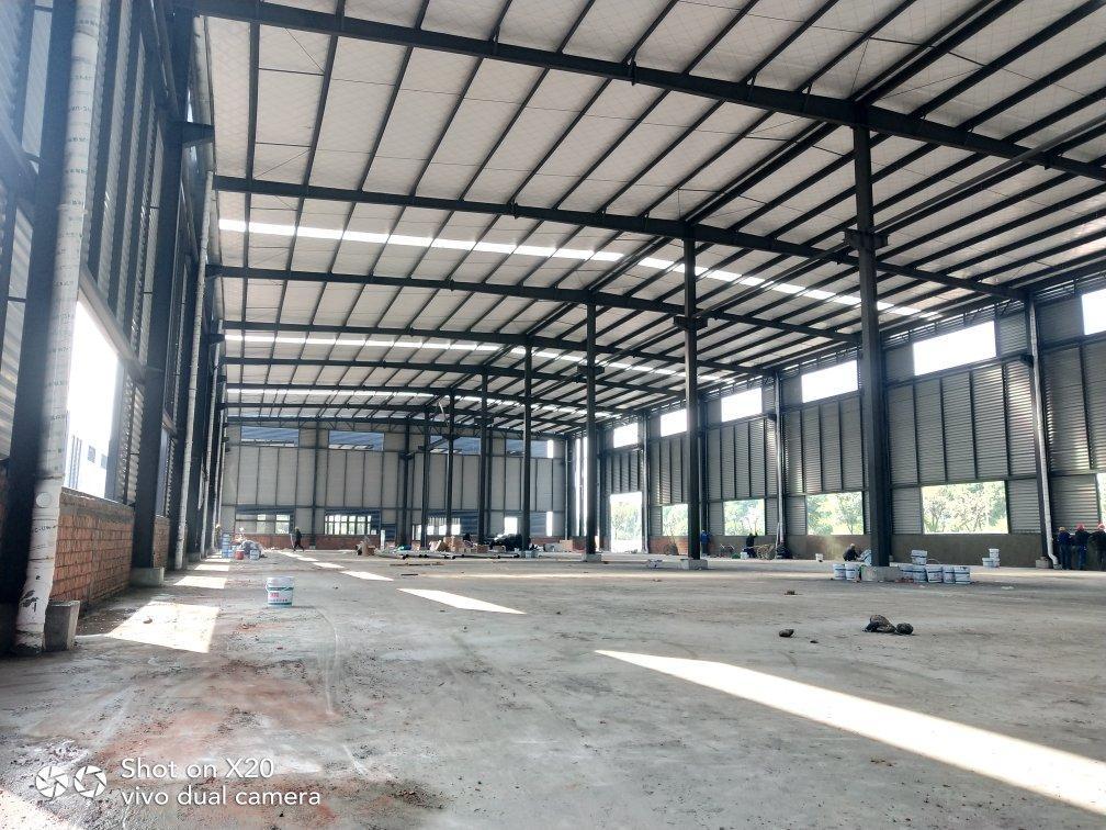 单层钢构厂房,独门独院,5吨行车,50年产权电量按需