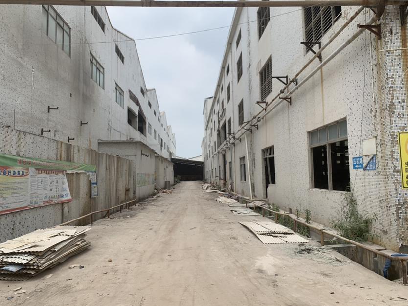 临近广州白云区30万方物流仓库招租,高速口附近