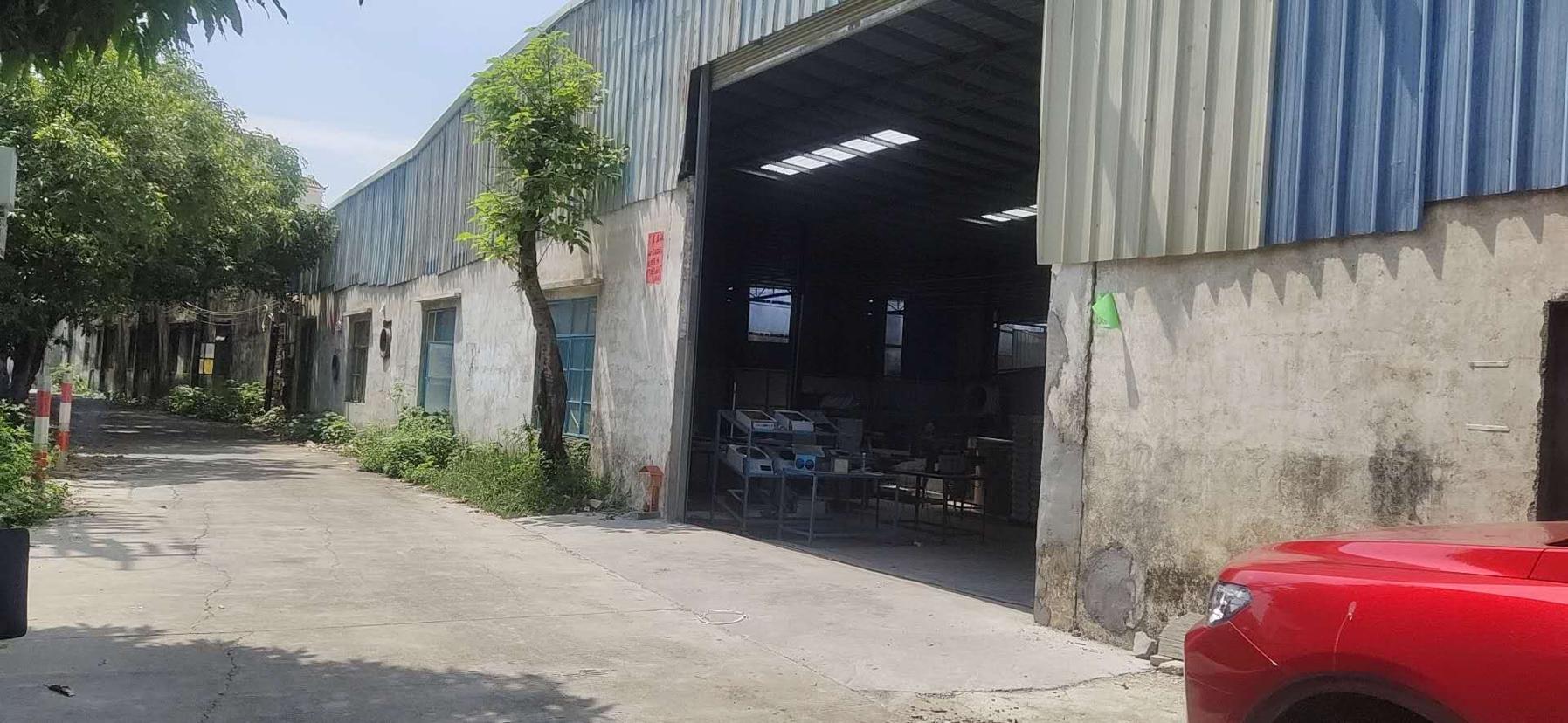 中山黄圃镇单一层厂房1500平方