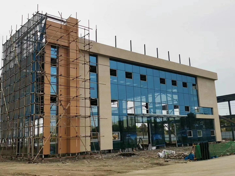 孵化园独门独院单层钢结构50年产权,5吨行车,电量按需分配