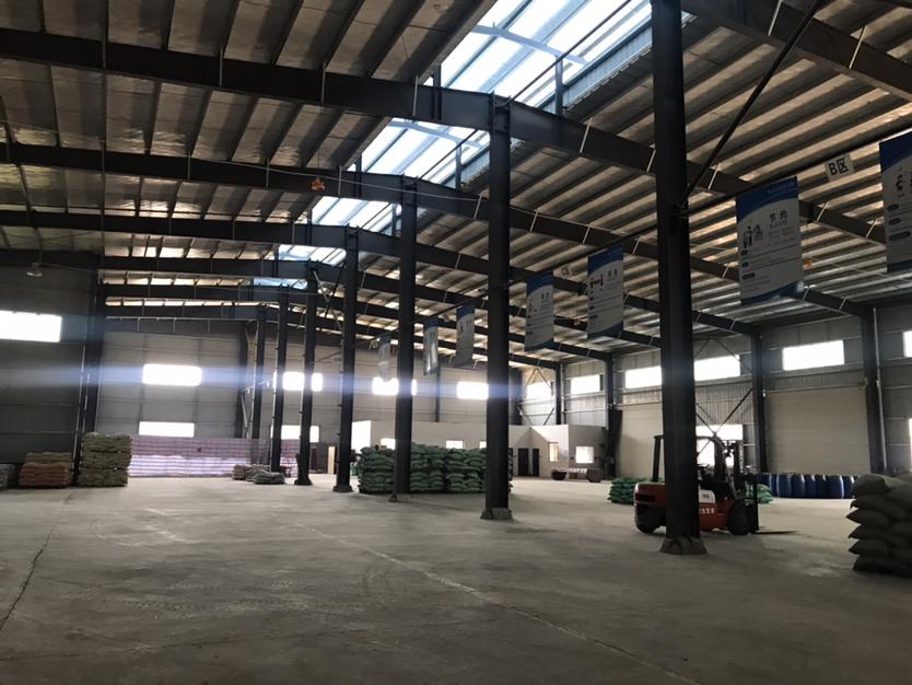 宁乡金州区域1100平钢结构厂房