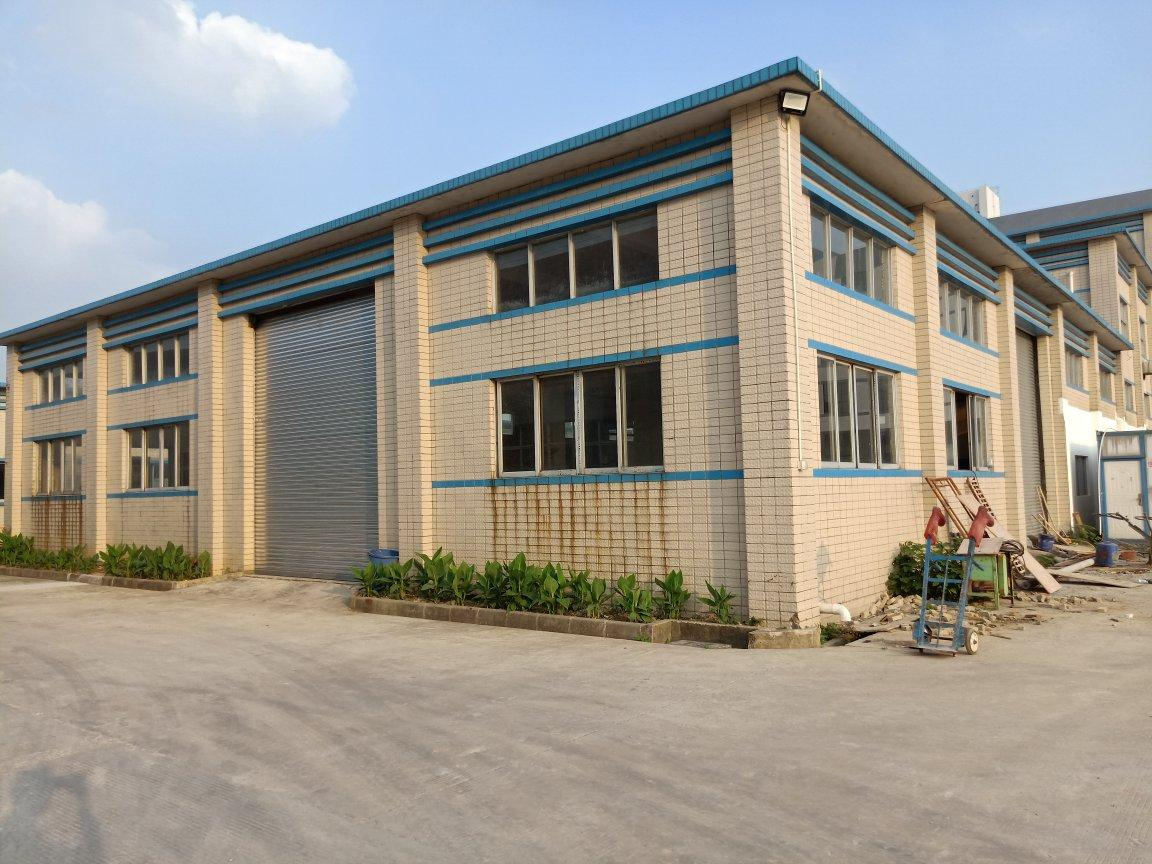 佛山三水南山工业园原房东独栋单一层钢构万博app官方下载8000方出租